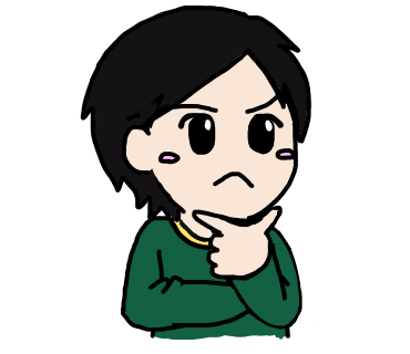 マッサンの悩む表情